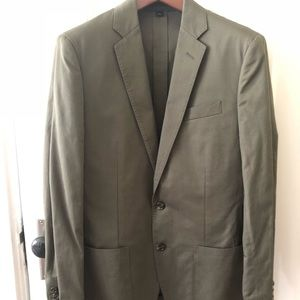 Brand New Olive Green Summer Blazer